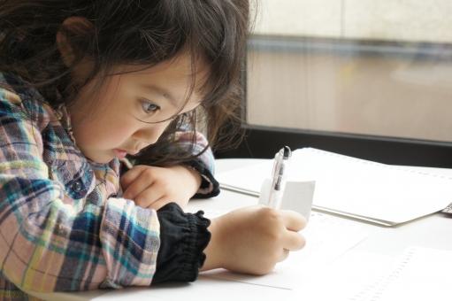 子どもの頃「文章の書き方」を習いましたか?